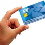 Emissão do Cartão do CNPJ